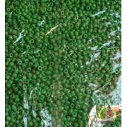 Cuentas color verde