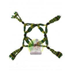 Collar de 4 puntas de Orula