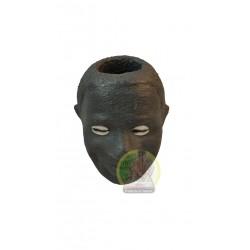 Molde color negro Eleggua...