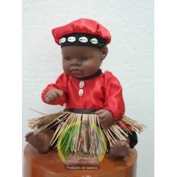 Muñeco representación a Elegua
