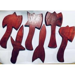 Herramientas de madera Shango
