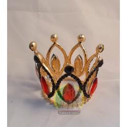 Corona metálica para Elegua