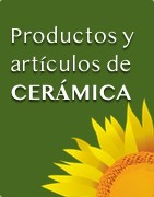 Productos y artículos de cerámica